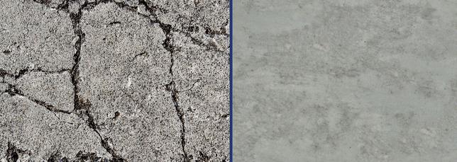 особенности ремонта трещин бетонного пола