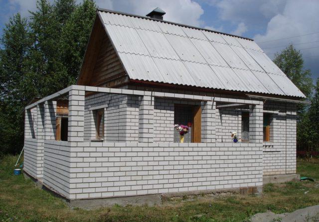 пеноблок для строительства дома преимущества недостатки