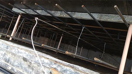 правильный прогрев бетона электродами