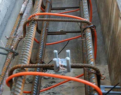 прогрев бетона трансформатором и электродами