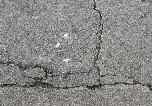 причины разрушения бетонного пола