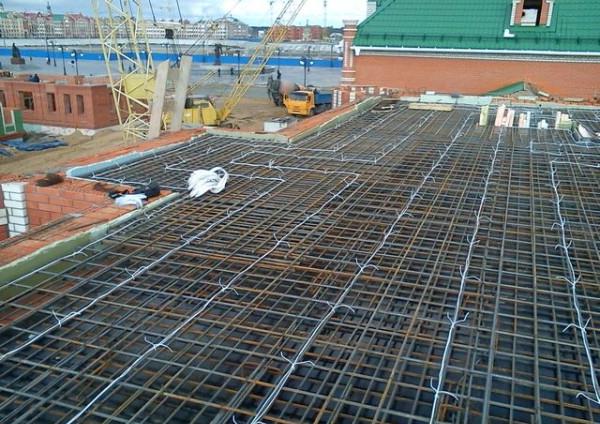 прогрев бетона в отрицательные температуры