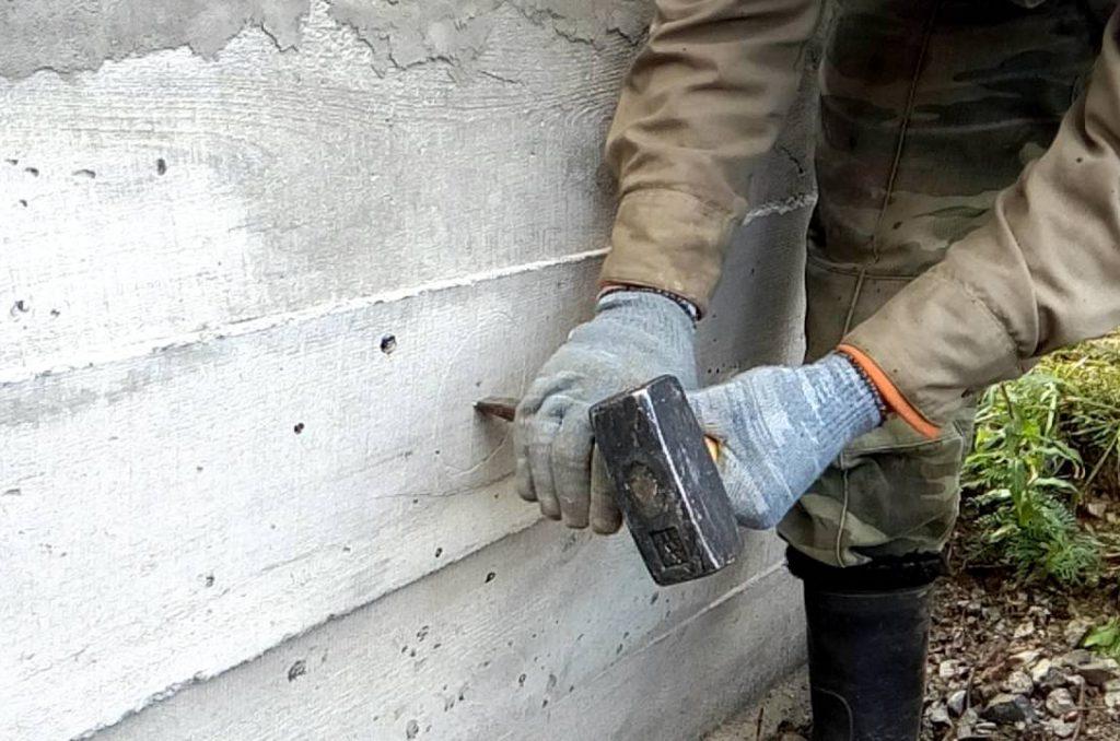 проверка бетона методы