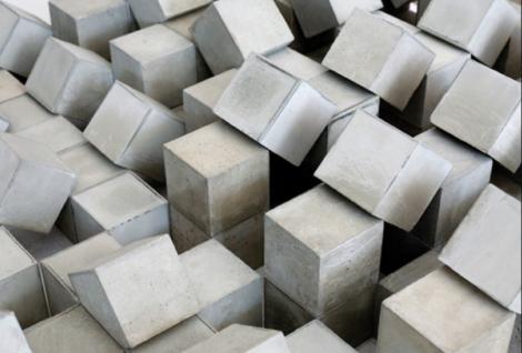 проверка образцов бетона
