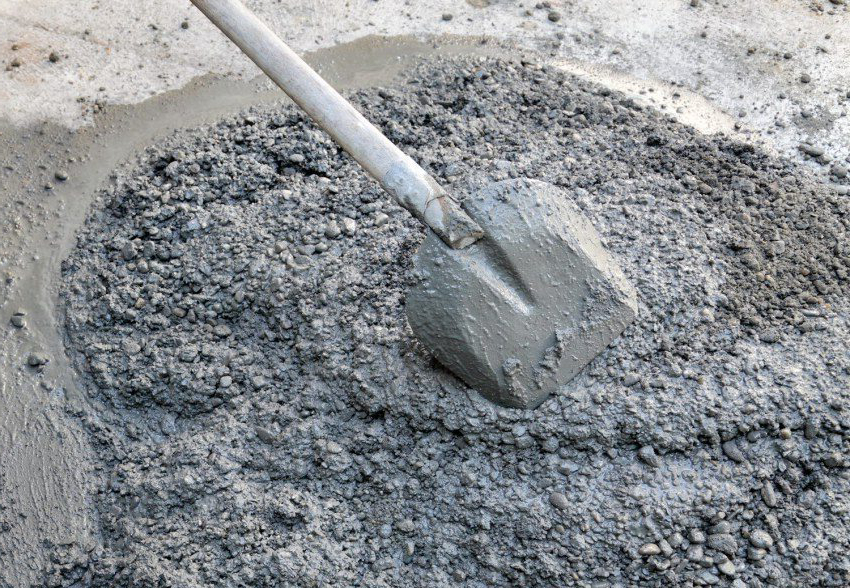 состав бетона м300 и другие марки