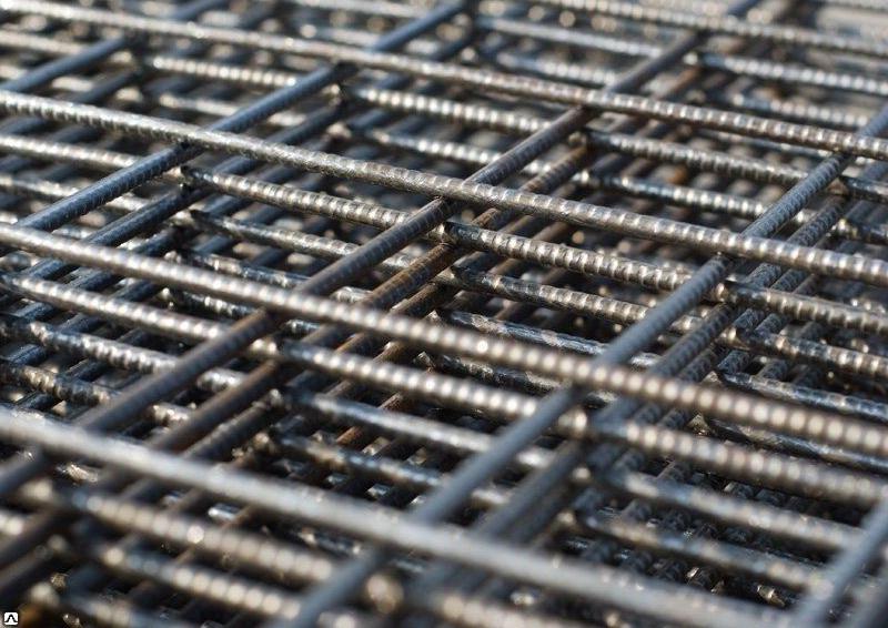 стальная арматура для усиления