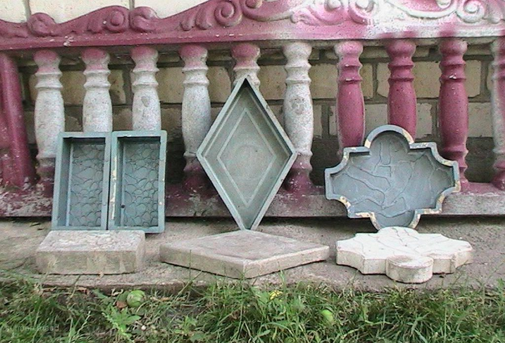 виды форм для бетона