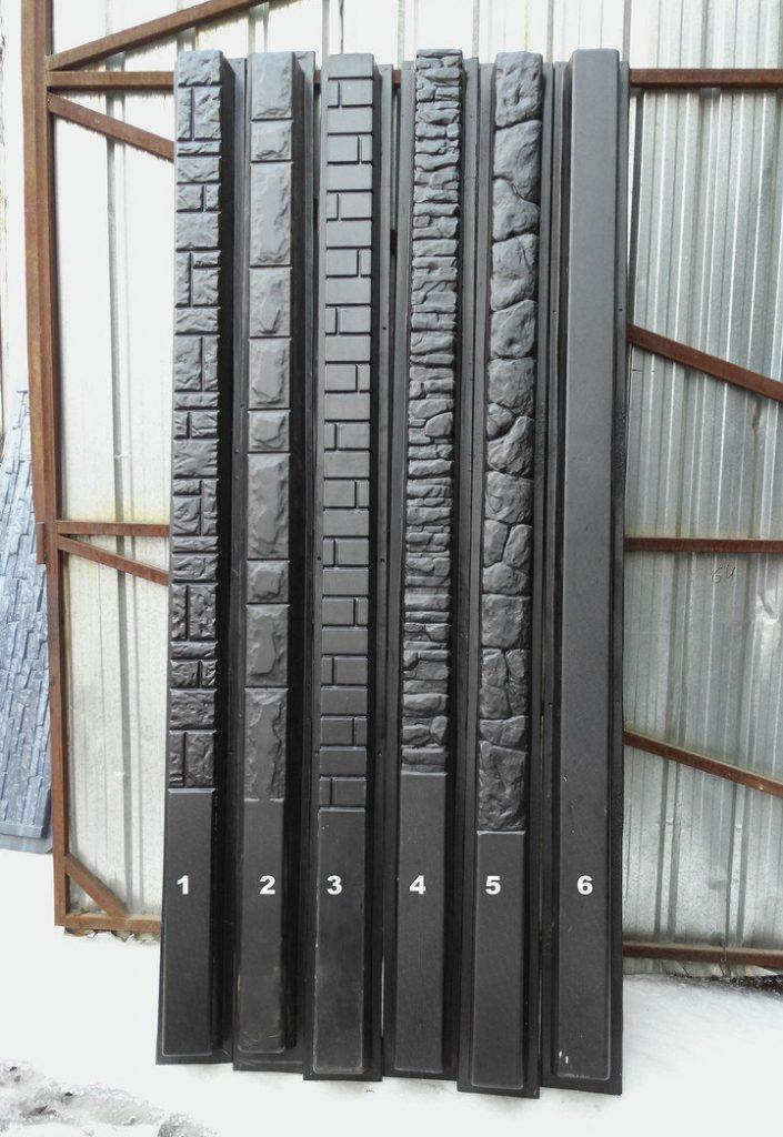 высокопрочные формы для заливки бетона