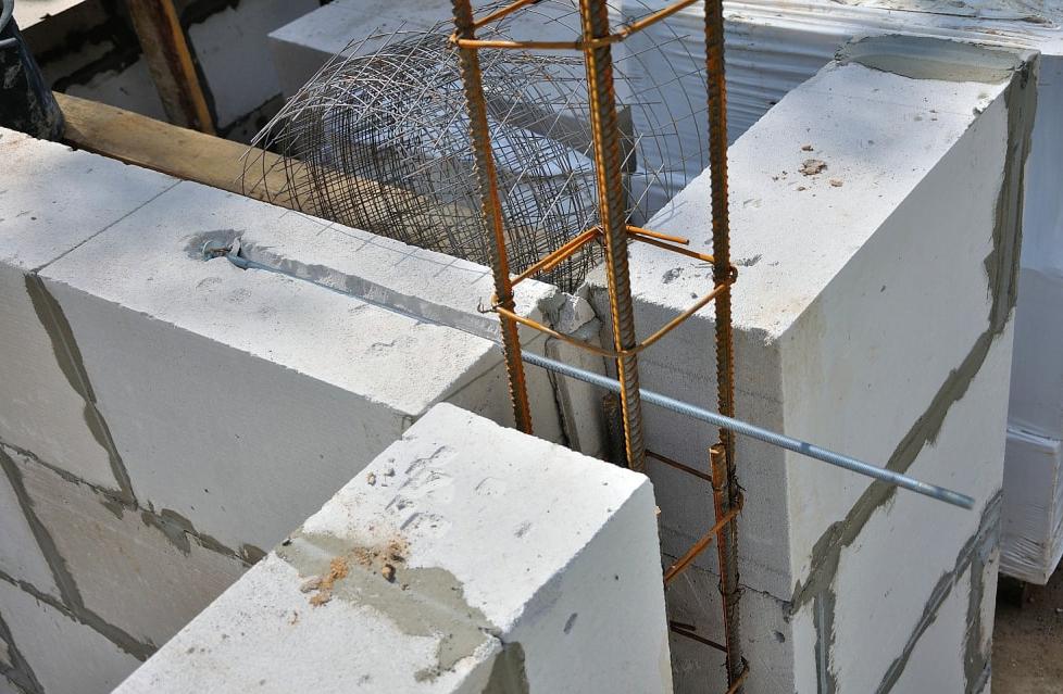 армирование в монолитном строительстве