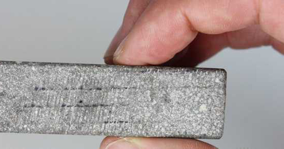 мелкозернистым бетон