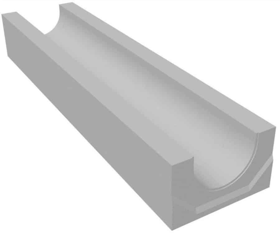 бетонный лоток ливневка