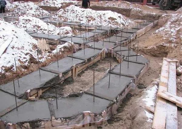 что такое модуль поверхности бетона