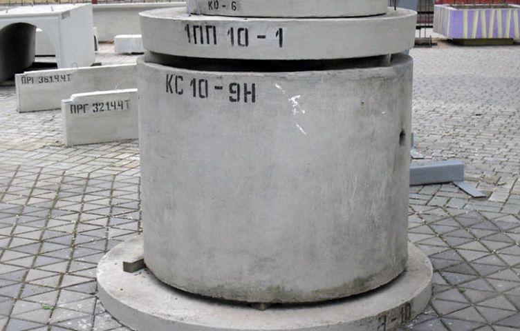 маркировка на бетонных кольцах