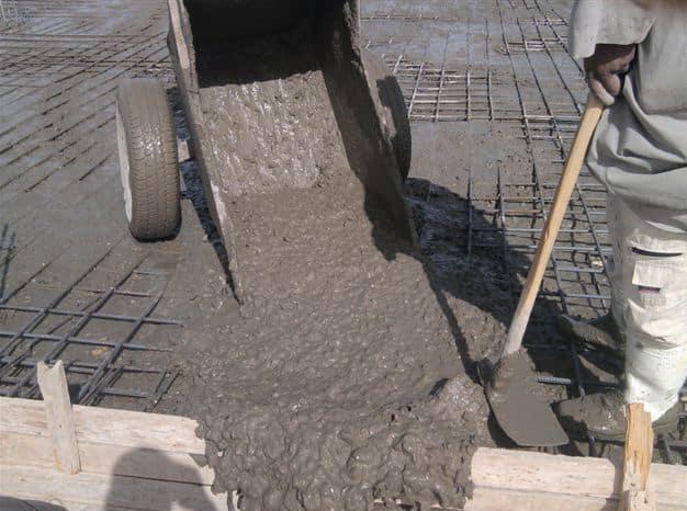 методы измерения подвижности бетонной смеси