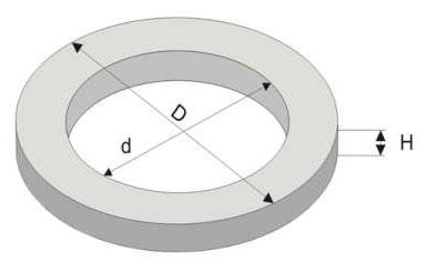 опорные кольца жби колец