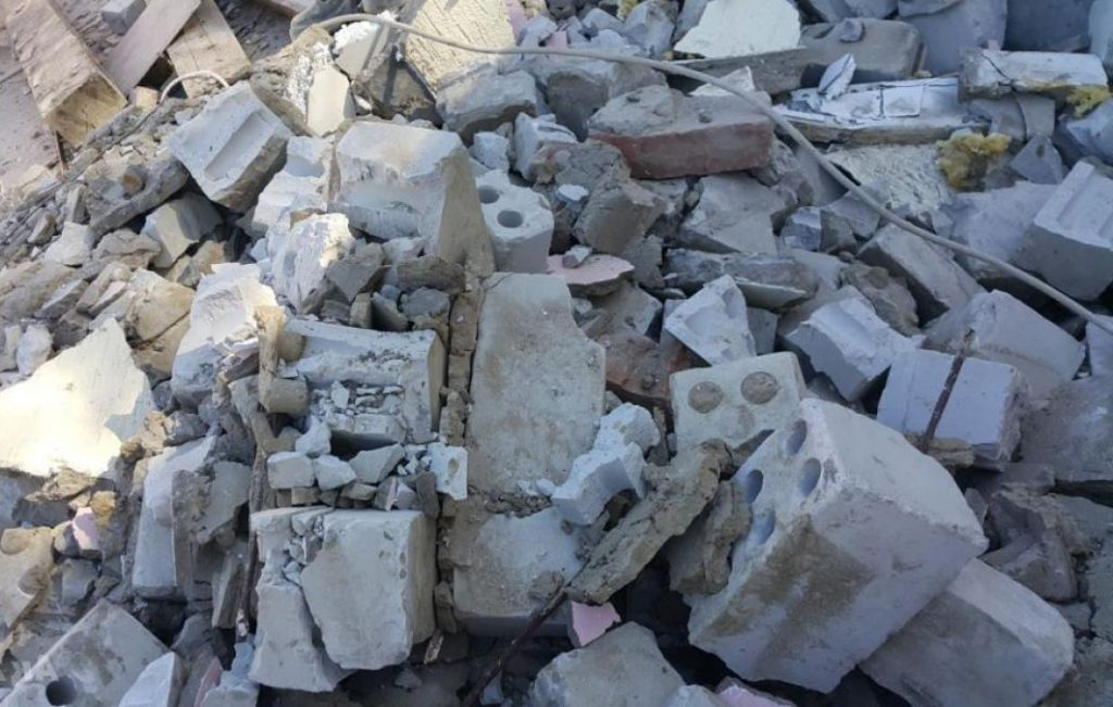 особенности переработки боя бетона