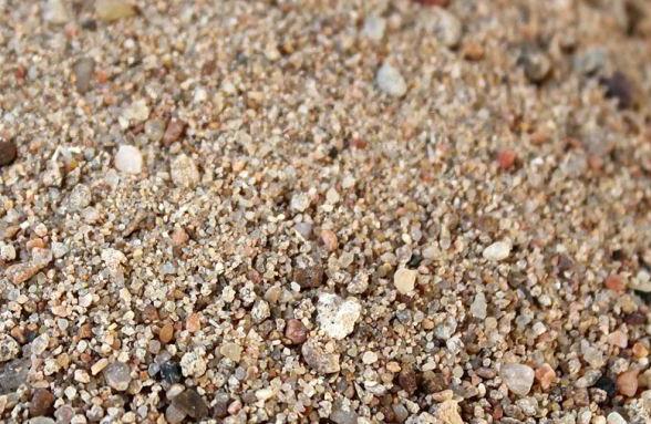 песок для раствора