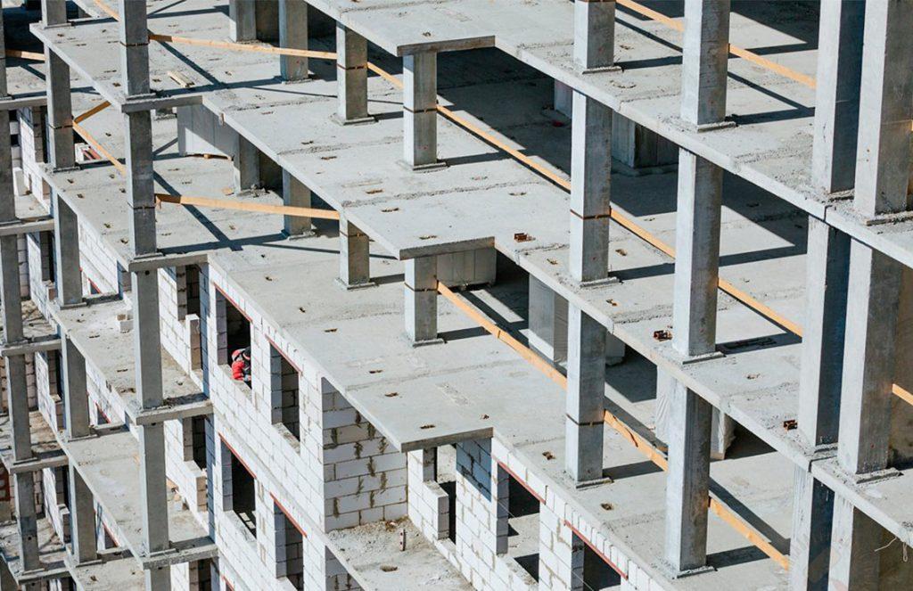 Железобетонные конструкции - достоинства и недостатки