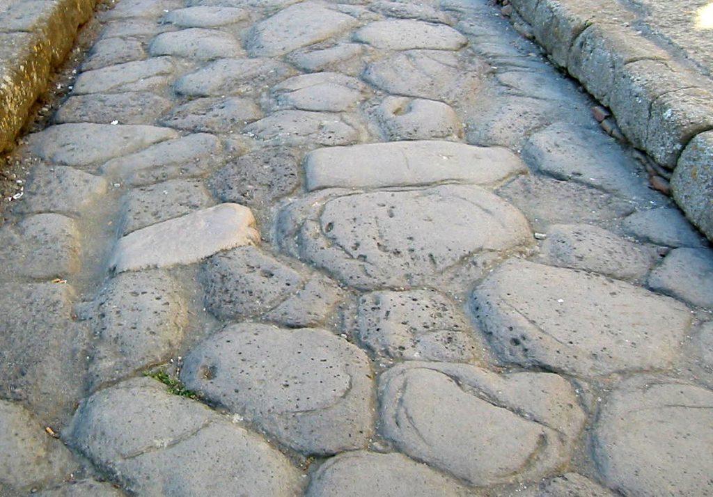 секрет древнеримского бетона