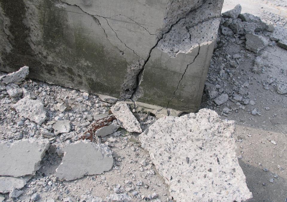 щелочные реакции в бетоне