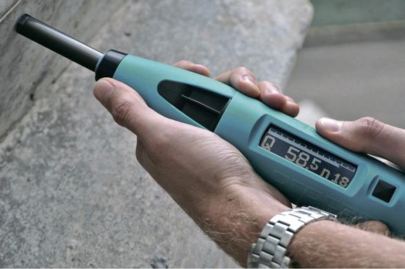 виды испытаний бетона неразрушающим методом