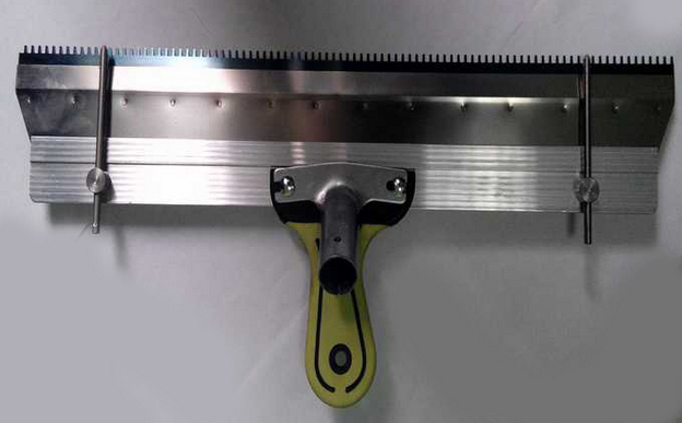 инструмент для заливки полимерного пола