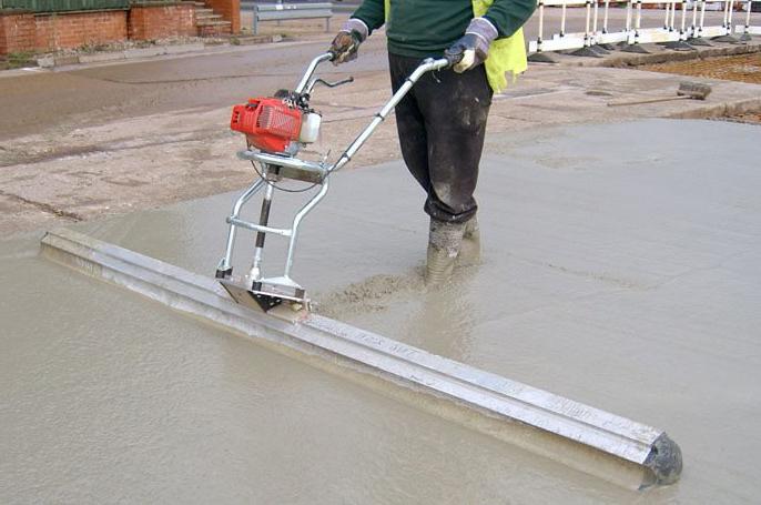 особенности виброуплотнения бетона