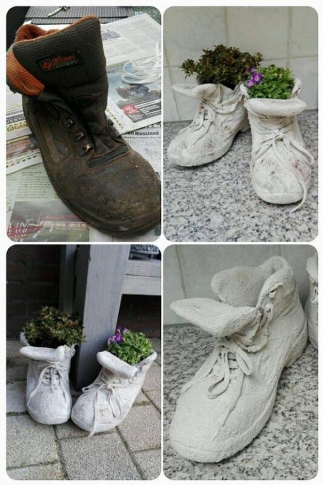 создание фигурок из бетона