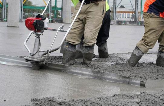 виброрейка для бетона уплотнение