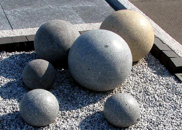 бетонные шары из бетона