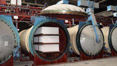 как производится газобетон