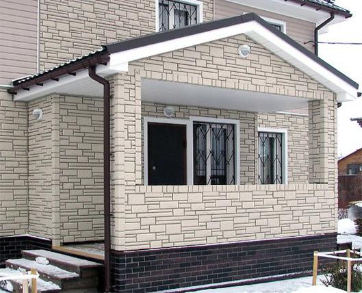 Виды фасадных панелей из бетона сух бетон