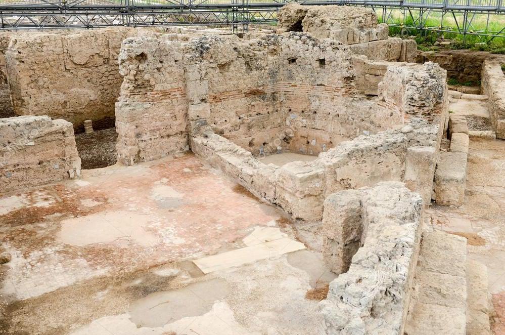 применение бетона в древнем риме