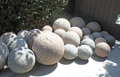производство бетонных шаров