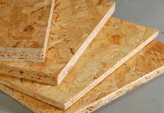 структура листов осб из щепы
