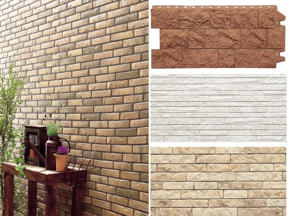 Виды фасадных панелей из бетона керамзитобетон в баню