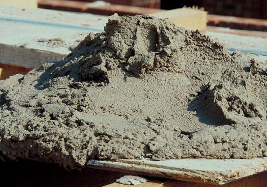 из чего состоит пескобетон М400