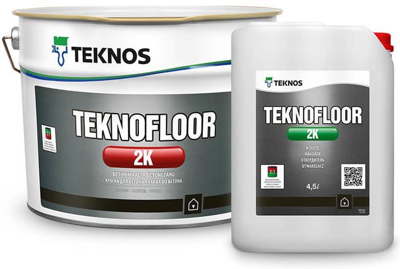 краска для бетона для обеспыливания