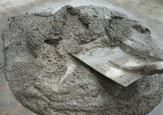 приготовление цементной смеси М150