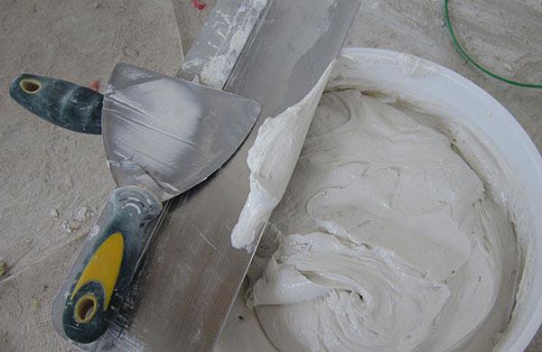 шпатлевка по бетону как выбрать