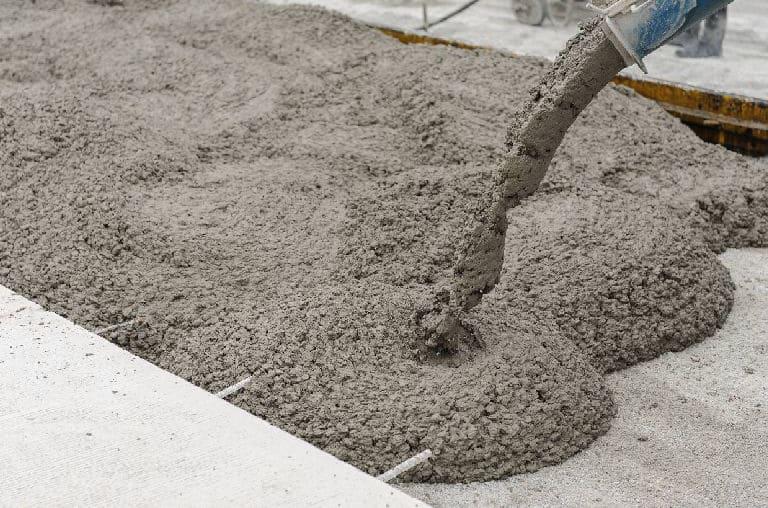 удельный вес кубометра бетона