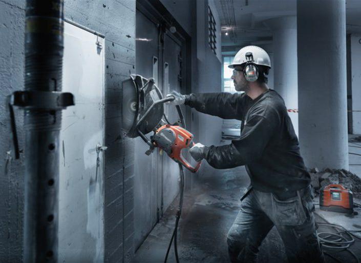 Промышленная резка бетона коронка для подрозетников по бетону купить в челябинске