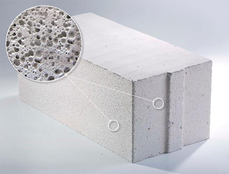 что такое силикатный бетон