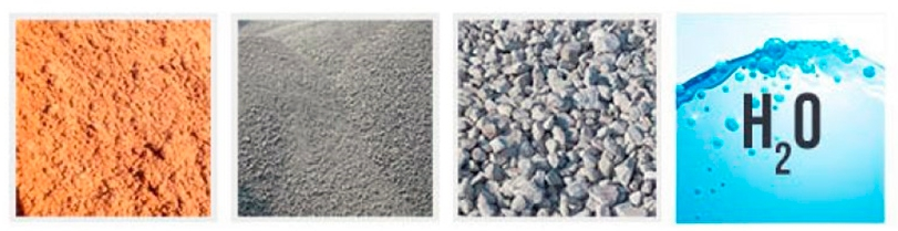 из чего производят силикатный бетон
