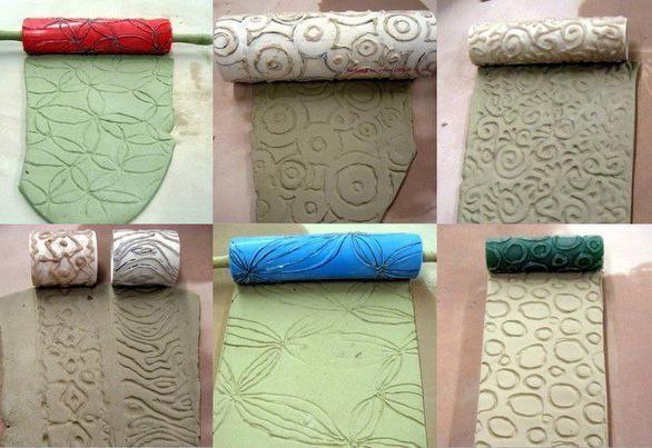 Создание текстуры валиком по шпаклевке