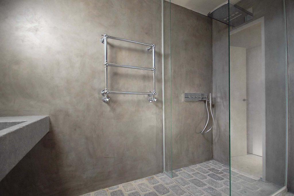 декоративная отделка в ванной комнате