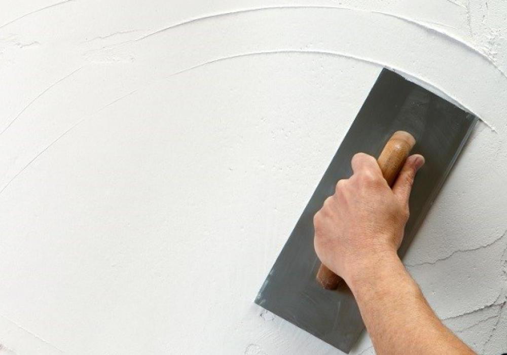 Как штукатурить стены в ванной
