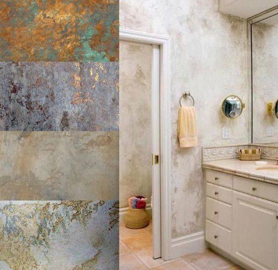 Виды декоративной отделки для ванной