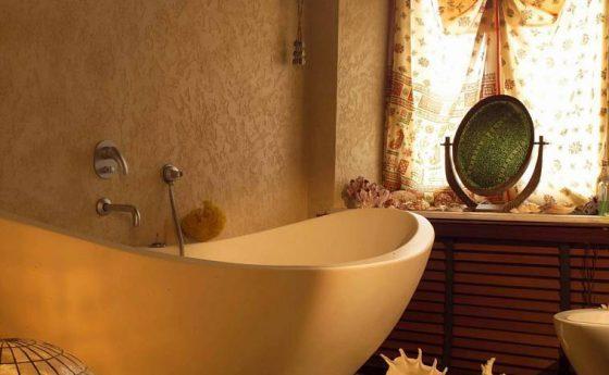 ванна декоративка