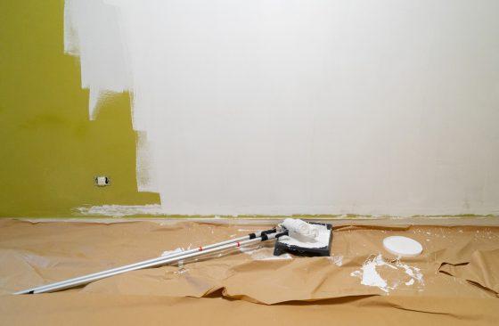 Гипсокартон под покраску